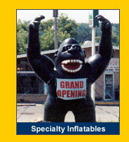 Specialty Inflatables